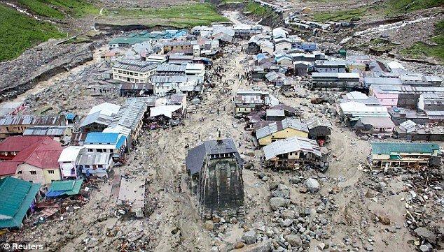 Kedarnath flood story in english